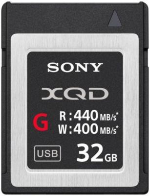 Carte XQD Sony XQD 32Go G Series