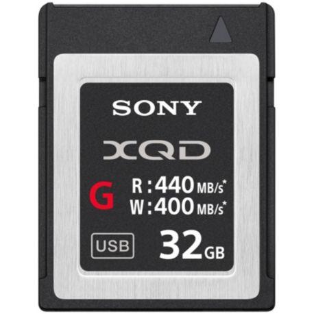 Mémoire SONY XQD 32Go G Series