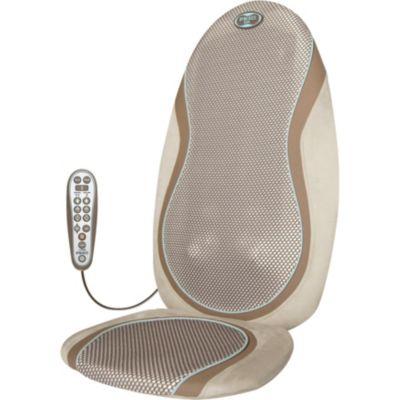 Homedics sgm425h fauteuil massant boulanger - Dossier massant shiatsu ...