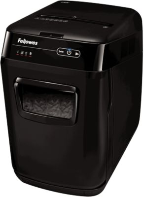 Destructeur Fellowes Automax 150C coupe croisée
