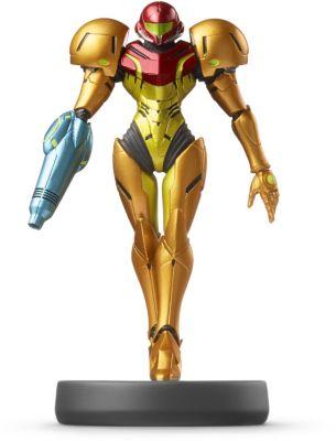 Figurine Amiibo nintendo amiibo samus n°7 ssb