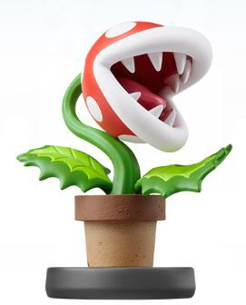 Figurine Amiibo nintendo amiibo plante piranha n 66 ssb