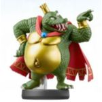 Figurine NINTENDO Amiibo King K. Rool  N