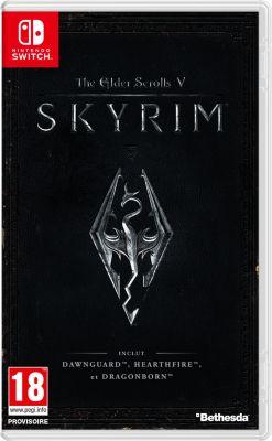 Jeu Switch Nintendo The Elder Scrolls V : Skyrim