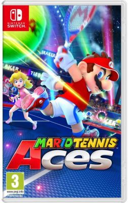 Jeu Switch Nintendo Mario Tennis Aces