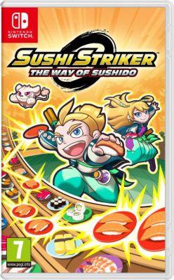 Jeu Switch Nintendo Sushi Striker The Way of Sushido
