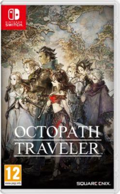 Jeu Switch Nintendo Octopath Traveler
