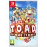Jeux SWITCH NINTENDO Captain Toad Treasu