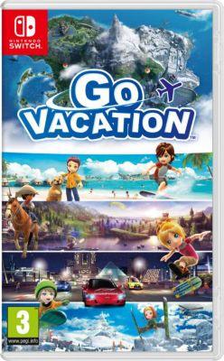 Jeu Switch Nintendo Go Vacation