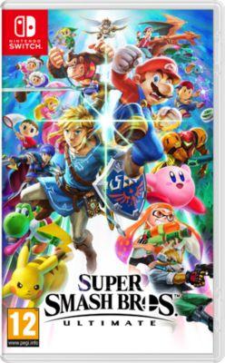 Jeu Switch nintendo super smash bros ultimate