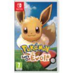 Jeux SWITCH NINTENDO Pokemon Let's Go Ev