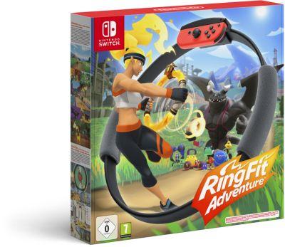 Jeu Switch Nintendo Ring Fit Adventure