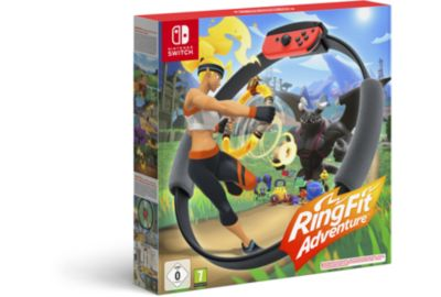 Jeux SWITCH NINTENDO Ring Fit Adventure