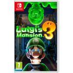 Jeux SWITCH NINTENDO Luigi's Mansion 3