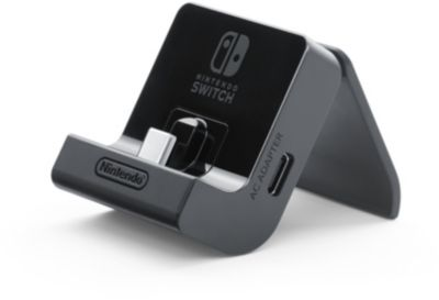 Accessoire Nintendo support recharge inclinable pour switch