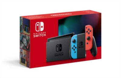 Console Nintendo Switch 2019 Bleue / Rouge