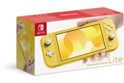 Console NINTENDO Switch Lite Grise