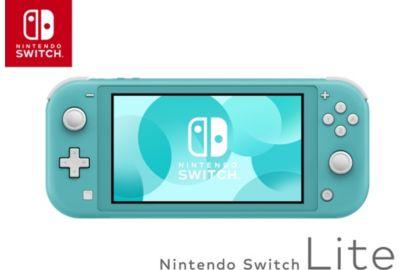 Console NINTENDO Switch Lite Grise