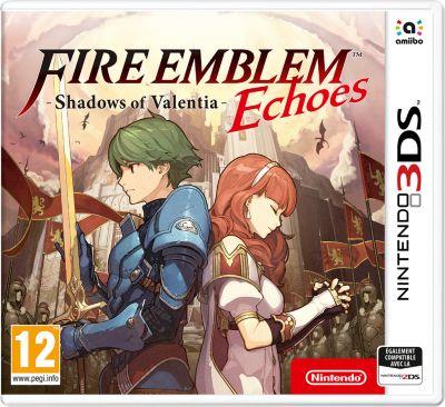 Jeu 3DS Nintendo Fire Emblem Echoes : Shadows of Valentia