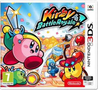 Jeu 3DS Nintendo Kirby : Battle Royale
