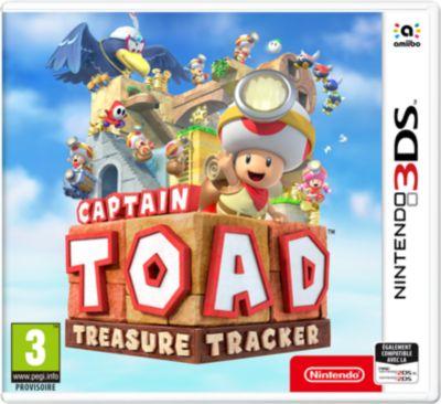 Jeu 3ds nintendo captain toad treasure tracker