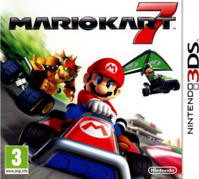 Jeu 3DS Nintendo Mario Kart 7