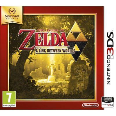 Jeu 3DS Nintendo Zelda A Link Between World Selects