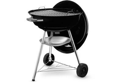Barbecue WEBER COMPACT KETTLE 57 cm noir