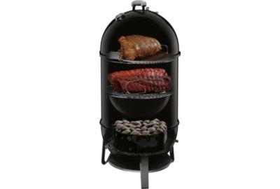 Barbecue WEBER SMOKEY MOUNTAIN COOKER 47 cm noir