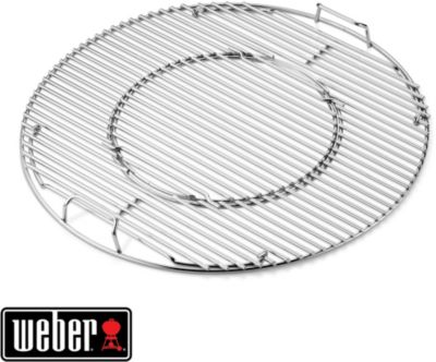 Grille barbecue Weber de cuisson GBS 57cm Gourmet BBQ System