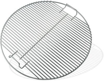Grille Weber de cuisson chromée pour barbecue 57 cm