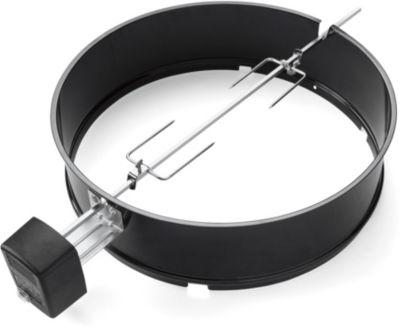 Rôtissoire barbecue Weber pour BBQ charbon 57cm