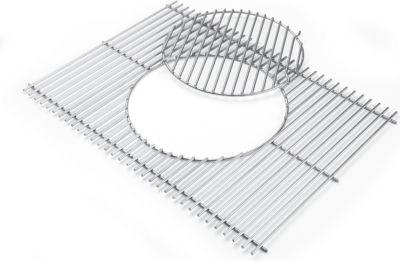 Grille Weber bbq system en acier inox pour genesis