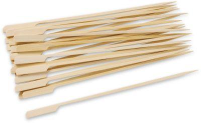 Pics à brochettes Weber en bambou 25 pièces