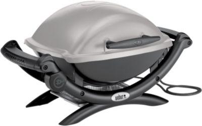 weber q1400 granite gray barbecue lectrique boulanger. Black Bedroom Furniture Sets. Home Design Ideas