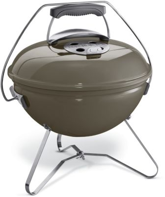 Barbecue Charbon weber smokey joe premium 37cm smokegrey