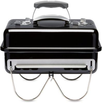 Barbecue charbon Weber GO ANYWHERE BLACK CHARBON