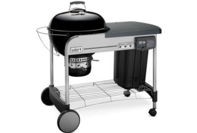 Barbecue WEBER Performer Deluxe Gourmet 57cm GBS Black