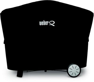 Housse barbecue Weber vinyle de luxe Q300/ 3000