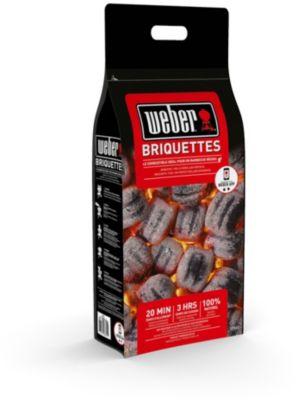 accessoire barbecue plancha weber de briquettes 2kg boulanger. Black Bedroom Furniture Sets. Home Design Ideas