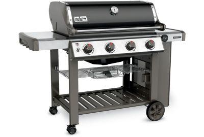 Barbecue WEBER Genesis II E-410 GBS noir