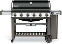 Barbecue WEBER Genesis II E-610 GBS noir