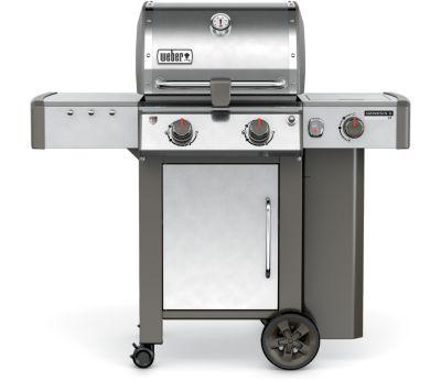 Barbecue gaz Weber Genesis II LX S-240 GBS inox