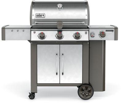 Barbecue Gaz weber genesis ii lx s-340 gbs inox