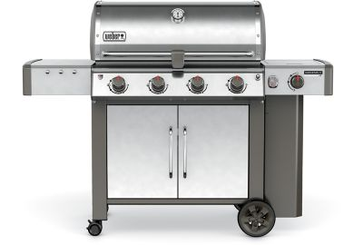 Barbecue WEBER Genesis II LX S-440 GBS inox