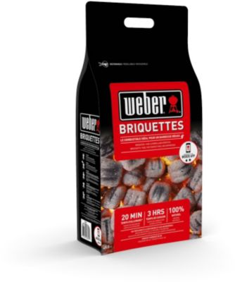 weber de briquettes 4kg accessoire barbecue plancha boulanger. Black Bedroom Furniture Sets. Home Design Ideas