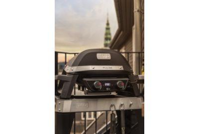 Barbecue WEBER PULSE 2000 noir