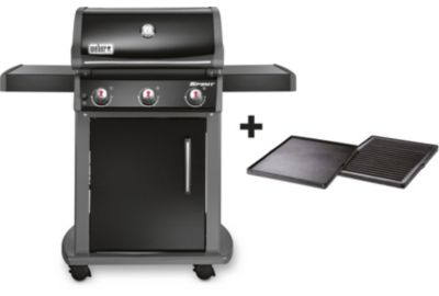 Barbecue WEBER Spirit Original E-310 black + plancha