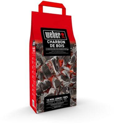 Charbon de bois weber de bois de charbon 5kg