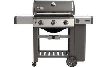 Barbecue WEBER Genesis II E-310 GBS GasGrill smoke grey